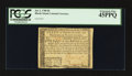 Colonial Notes:Rhode Island, Fully Signed Rhode Island July 2, 1780 $8 PCGS Extremely Fine45PPQ.. ...