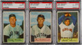 Baseball Cards:Sets, 1954 Bowman Baseball Complete Set (224) With Williams. ...