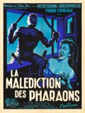 "Movie Posters:Horror, The Mummy (Universal International, 1959). French Affiche (24"" X 32"").. ..."