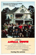 "Movie Posters:Comedy, Animal House (Universal, 1978). One Sheet (27"" X 41"") Advance.. ..."