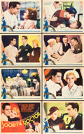 "Movie Posters:Drama, Society Doctor (MGM, 1935). Lobby Card Set of 8 (11"" X 14"").. ...(Total: 8 Items)"