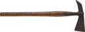 Edged Weapons:Other Edged Weapons, Late 18th Early 19th Century British Naval Boarding Axe....