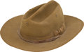 Military & Patriotic:WWI, WWI US Army Campaign Hat...