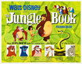 "Movie Posters:Animated, The Jungle Book (Buena Vista, 1967). Half Sheet (22"" X 28"").. ..."