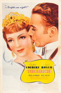 """Movie Posters:Comedy, Tovarich (Warner Brothers, 1937). One Sheet (27"""" X 41"""").. ..."""