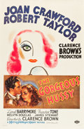 "Movie Posters:Drama, The Gorgeous Hussy (MGM, 1936). One Sheet (27"" X 41"").. ..."