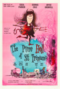 """Movie Posters:Comedy, The Pure Hell of St. Trinian's (British Lion, 1960). British OneSheet (27"""" X 40"""").. ..."""