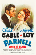 "Movie Posters:Drama, Parnell (MGM, 1937). One Sheet (27"" X 41"").. ..."