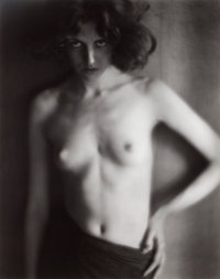EDWARD HENRY WESTON (American, 1886-1958) Nude, 1918 Gelatin silver, printed later by Cole Weston