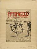 Original Comic Art:Covers, Edgar Church Tip Top Weekly #81 Try-Out Cover IllustrationOriginal Art (c.1911)....