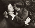 Photographs, ANDRÉ KERTÉSZ (Hungarian, 1894-1985). Lovers, Budapest, 1915. Gelatin silver, printed later. 7-3/4 x 9-3/4 inches (19.7 ...