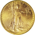 Saint-Gaudens Double Eagles: , 1931-D $20 MS66 PCGS. Ex: Price. During the sparse-coinage year of1931, in the midst of the Great Depression, only 106,500...