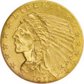 Indian Quarter Eagles: , 1911-D $2 1/2 MS63 NGC. Jeff Garrett and Ron Guth, writing in their Encyclopedia of U.S. Gold Coins, 1795-1933, say of ...