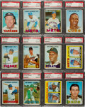 Baseball Cards:Sets, 1967 Topps Baseball High Grade Complete Set (609). ...