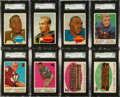Football Cards:Sets, 1959 and 1960 Topps Football Complete Sets (2). ...