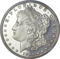 Proof Morgan Dollars, 1894 $1 PR65+ Deep Cameo PCGS. CAC....