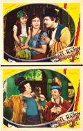 "Movie Posters:Comedy, The Bohemian Girl (MGM, 1936). Lobby Cards (2) (11"" X 14"").. ...(Total: 2 Items)"