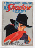 Pulps:Hero, Shadow V2#6 (Street & Smith, 1932) Condition: VG-....