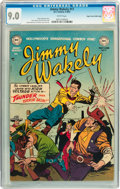 Golden Age (1938-1955):Western, Jimmy Wakely #17 Mile High pedigree (DC, 1952) CGC VF/NM 9.0 White pages....