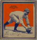 Baseball Cards:Singles (1930-1939), 1936 Wheaties - Series 3 Lou Gehrig Panel. ...