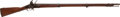 Long Guns:Muzzle loading, US M1816/22 .69 Caliber Smoothbore Flintlock Musket, H. Osborne....