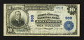 National Bank Notes:Kentucky, Lexington, KY - $10 1902 Plain Back Fr. 630 The First & City NBCh. # 906. ...