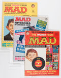 Magazines:Mad, Mad Annual and Special Group (EC, 1963-71).... (Total: 6 ComicBooks)
