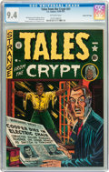 Golden Age (1938-1955):Horror, Tales From the Crypt #21 Gaines File pedigree 5/10 (EC, 1951) CGCNM 9.4 Off-white pages....