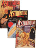 Pulps:Science Fiction, Astounding Stories Group (Street & Smith, 1935-36).... (Total:8 )