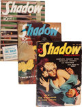 Pulps:Detective, Shadow Box Lot (Street & Smith, 1937-46) Condition: AverageVG-....