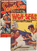 Pulps:Adventure, High Seas Adventures/South Sea Stories Group (Various, 1934-39) Condition: Average FN-.... (Total: 2 Items)