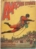Pulps:Science Fiction, Amazing Stories V3#5 (Ziff-Davis, 1928) Condition: VG-....
