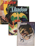 Pulps:Detective, Shadow Box Lot (Street & Smith, 1943-46) Condition: AverageVG+....
