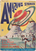 Pulps:Science Fiction, Amazing Stories V1#1 (Ziff-Davis, 1926) Condition: ApparentGD/VG.... (Total: 2 )