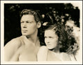 "Movie Posters:Adventure, Tarzan and His Mate (MGM, 1934). Photo (8"" X 10""). Adventure.. ..."