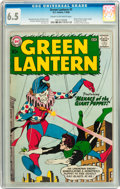 Silver Age (1956-1969):Superhero, Green Lantern #1 (DC, 1960) CGC FN+ 6.5 Cream to off-white pages....