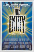 "Movie Posters:Horror, The Entity (20th Century Fox, 1983). One Sheet (27"" X 41"") Flat Folded. Horror.. ..."