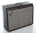 Musical Instruments:Amplifiers, PA, & Effects, 1980's Fender Pro Reverb Blackface Guitar Amplifier, Serial #F146943....