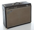 Musical Instruments:Amplifiers, PA, & Effects, Fender Twin Reverb Reissue Blackface Guitar Amplifier, Serial#AC004843....