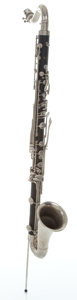 Musical Instruments:Horns & Wind Instruments, Selmer USA Bass Clarinet, Serial #33445....