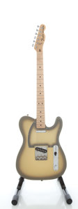 Musical Instruments:Electric Guitars, 2000's Fender Telecaster Antigua Solid Body Electric Guitar, Serial#Q016113....