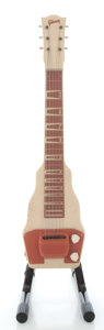 Musical Instruments:Lap Steel Guitars, Circa 1950's Gibson BR-9 Tan Lap Steel Guitar....