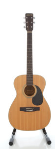 Musical Instruments:Acoustic Guitars, Circa Late 1970's Alvarez 5038 Natural Acoustic Guitar, Serial #24702....