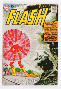 The Flash #110 (DC, 1959) Condition: GD+