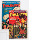 Golden Age (1938-1955):Adventure, Tomahawk #3 and 4 Group (DC, 1951).... (Total: 2 Comic Books)