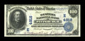National Bank Notes:Pennsylvania, Pittsburgh, PA - $100 1902 Date Back Fr. 695 Western NB Ch. #(E)4918. ...