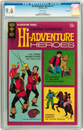 Hi-Adventure Heroes #1 Twin Cities pedigree (Gold Key, 1969) CGC NM+ 9.6 White pages