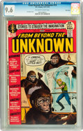 Bronze Age (1970-1979):Science Fiction, From Beyond the Unknown #14 Twin Cities pedigree (DC, 1972) CGC NM+ 9.6 Off-white to white pages....