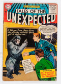 Silver Age (1956-1969):Science Fiction, Tales of the Unexpected #2 (DC, 1956) Condition: VG....
