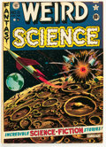 Golden Age (1938-1955):Science Fiction, Weird Science #11 (EC, 1952) Condition: FN/VF....